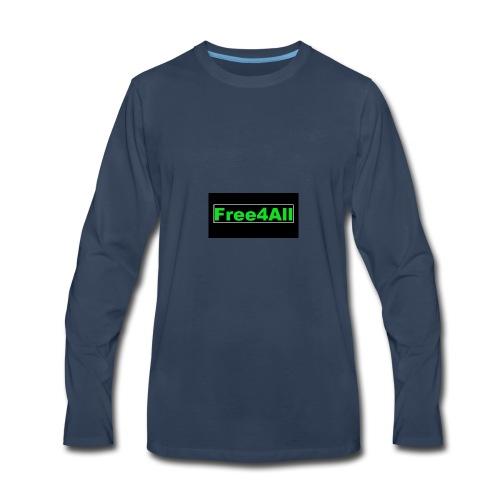 M4A - Men's Premium Long Sleeve T-Shirt