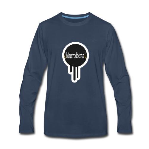 Blurred - Men's Premium Long Sleeve T-Shirt