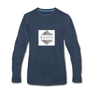 KappA - Men's Premium Long Sleeve T-Shirt