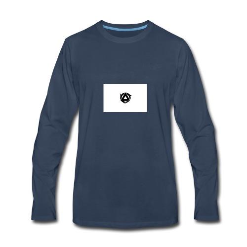 loghi2z 05 - Men's Premium Long Sleeve T-Shirt