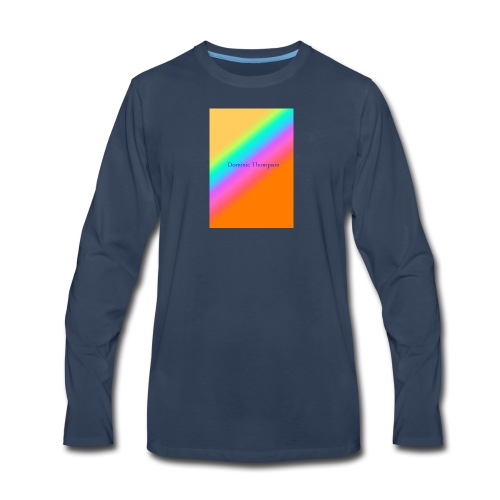 dom mearch - Men's Premium Long Sleeve T-Shirt