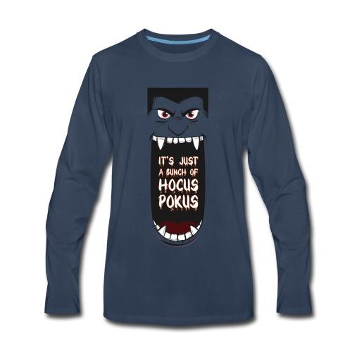 Hocus Pocus - Men's Premium Long Sleeve T-Shirt