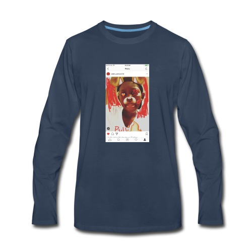 KidDancer - Men's Premium Long Sleeve T-Shirt
