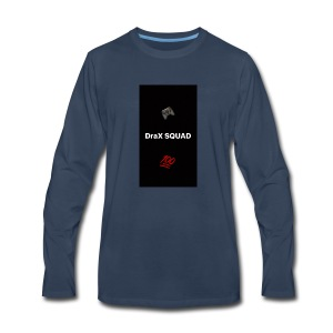 DraX Squad Game ED - Men's Premium Long Sleeve T-Shirt