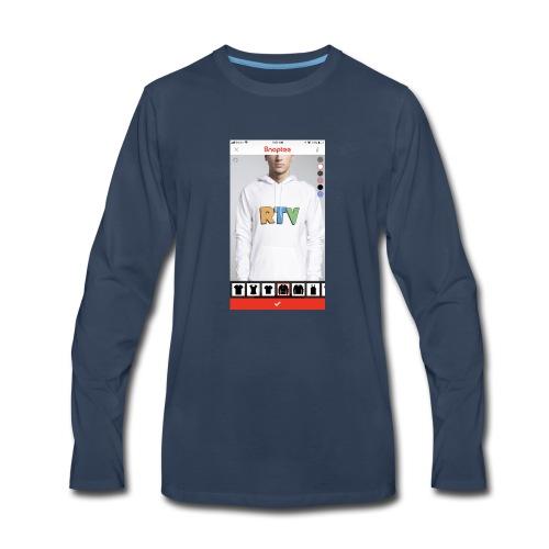 C7251822 7B0B 4B38 9EF3 3465DBCAA008 - Men's Premium Long Sleeve T-Shirt