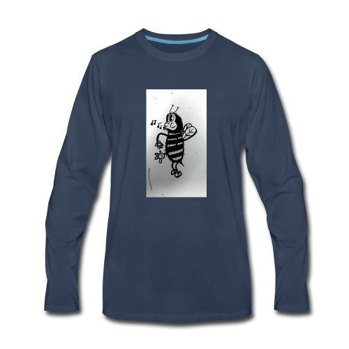 Stinger - Men's Premium Long Sleeve T-Shirt