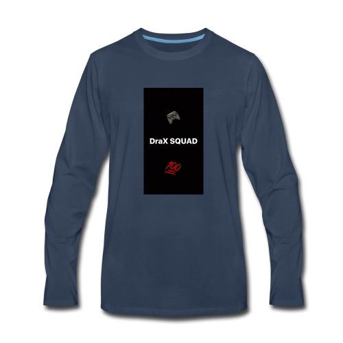 DraX Squad Game ED - Men's Premium Long Sleeve T-Shirt