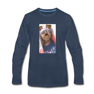 Anniyahthegreatest.com - Men's Premium Long Sleeve T-Shirt