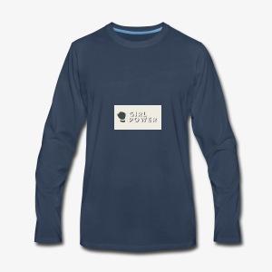 girl power - Men's Premium Long Sleeve T-Shirt