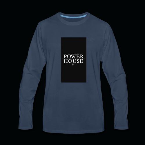 PowerHousGaming - Men's Premium Long Sleeve T-Shirt
