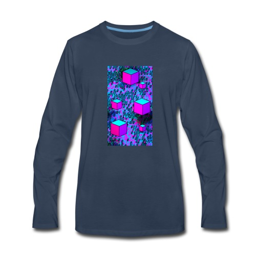 Rain Bows - Men's Premium Long Sleeve T-Shirt