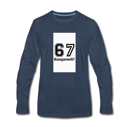 Boosgmaer67 - Men's Premium Long Sleeve T-Shirt