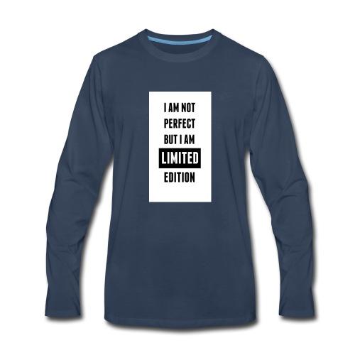Limited 3b661cc9 e06b 37f8 8a06 8974d4a4366a - Men's Premium Long Sleeve T-Shirt