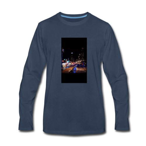 E6EEC888 8B59 42A8 9FBF 9C1DE598A66C - Men's Premium Long Sleeve T-Shirt