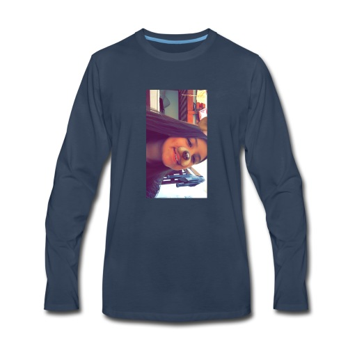 Jazlin krystal Miranda - Men's Premium Long Sleeve T-Shirt