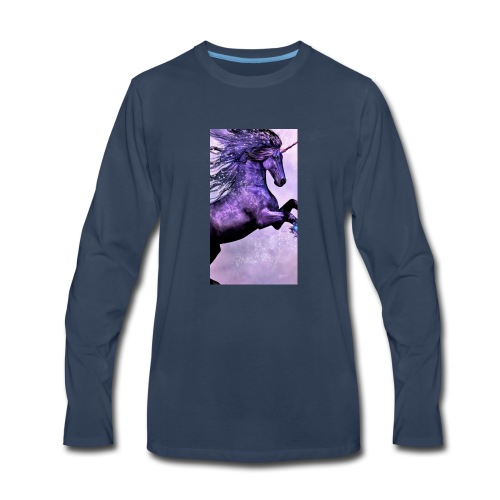 Unicorn - Men's Premium Long Sleeve T-Shirt