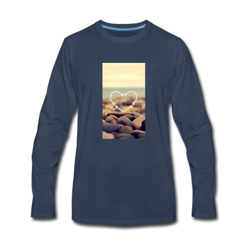 Dropping merchh - Men's Premium Long Sleeve T-Shirt