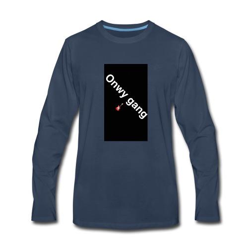 Oneway merch - Men's Premium Long Sleeve T-Shirt