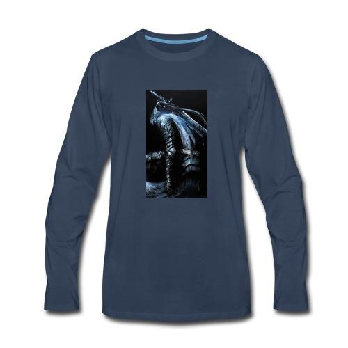 King merch store. Com - Men's Premium Long Sleeve T-Shirt