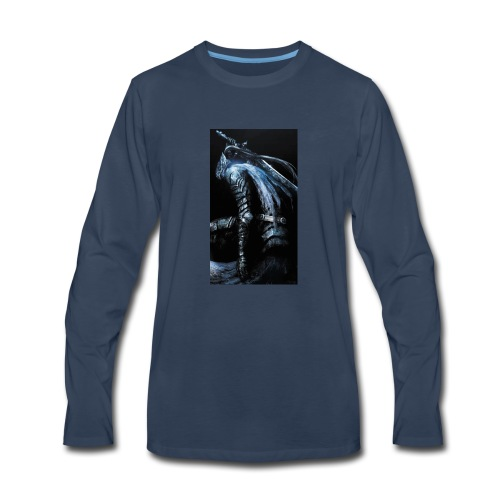 King merch store. Com - Men's Premium Long Sleeve T-Shirt