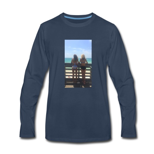 0154644A 1FE0 403D 8380 E54F2DD7B500 - Men's Premium Long Sleeve T-Shirt