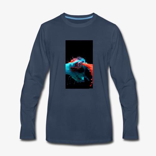 Imagine Warriors - Men's Premium Long Sleeve T-Shirt