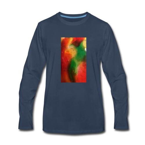 Microwaved Gummies - Men's Premium Long Sleeve T-Shirt
