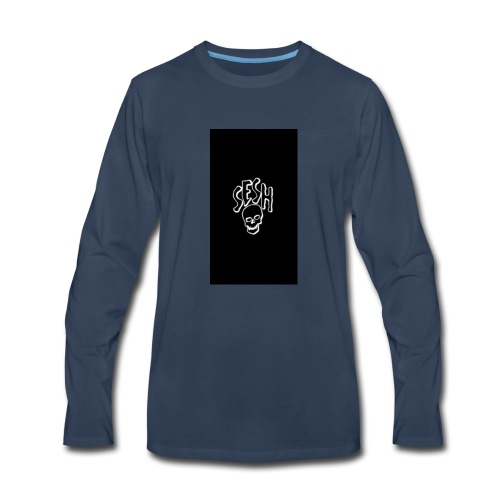 Sesh - Men's Premium Long Sleeve T-Shirt