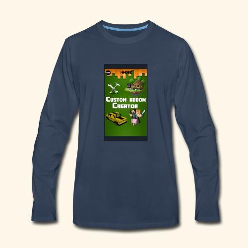 Marvin - Men's Premium Long Sleeve T-Shirt