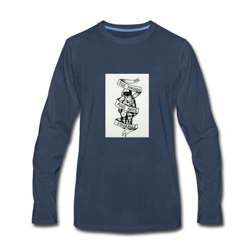 High Times - Men's Premium Long Sleeve T-Shirt