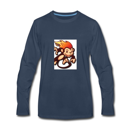 Road runner - Men's Premium Long Sleeve T-Shirt