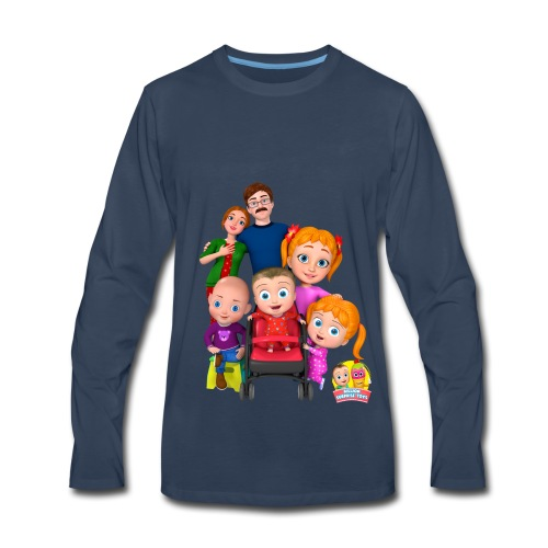 family capture - Men's Premium Long Sleeve T-Shirt
