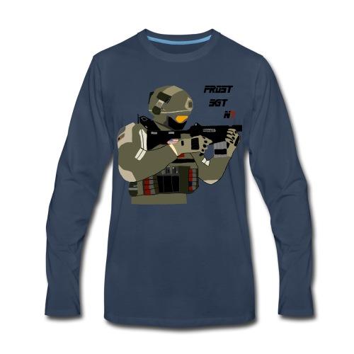 FROST SGT - Men's Premium Long Sleeve T-Shirt