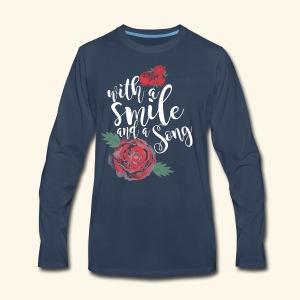 Snow White - Men's Premium Long Sleeve T-Shirt