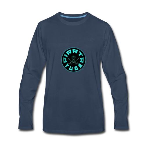 PIRATA TUBE YT - Men's Premium Long Sleeve T-Shirt