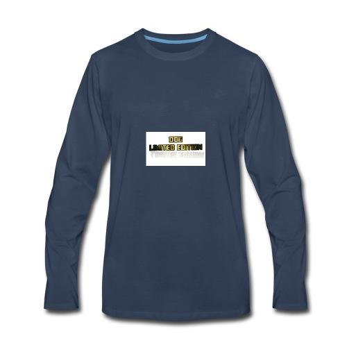 Limited Edition Shirt - Men's Premium Long Sleeve T-Shirt