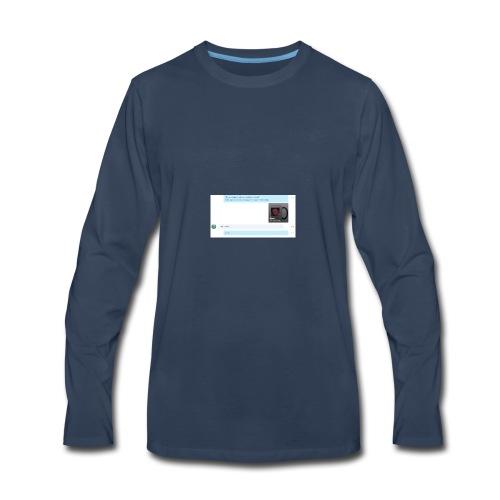 74357abedf89a7c24c9849509037d480_-1- - Men's Premium Long Sleeve T-Shirt