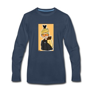 MythzLogo - Men's Premium Long Sleeve T-Shirt