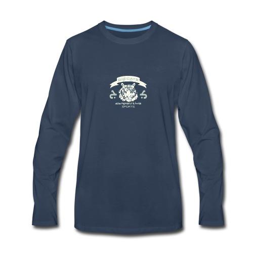 Tiger Design - Men's Premium Long Sleeve T-Shirt