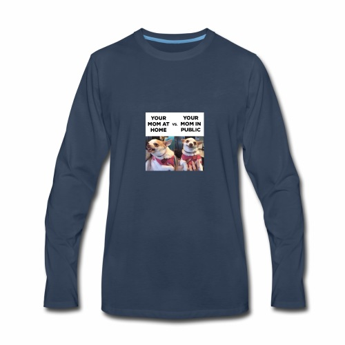 2016 05 03 - Men's Premium Long Sleeve T-Shirt