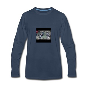 itchy eye - Men's Premium Long Sleeve T-Shirt