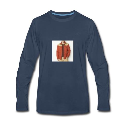 levis-jacket-padded-tp_670277115198540429f - Men's Premium Long Sleeve T-Shirt