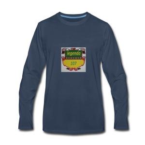 Legenda107 - Men's Premium Long Sleeve T-Shirt
