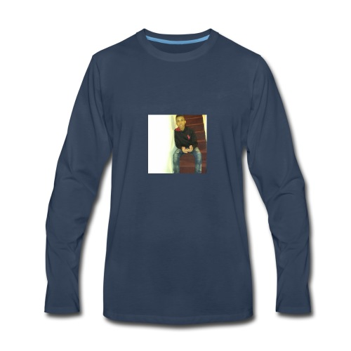 Nasthegoat 354 - Men's Premium Long Sleeve T-Shirt