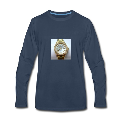 rolex all day - Men's Premium Long Sleeve T-Shirt