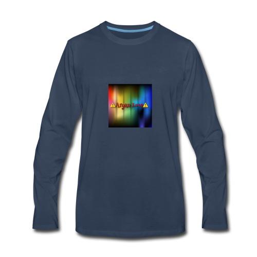 A66E8163 6F75 423B 848D 0701695A8478 - Men's Premium Long Sleeve T-Shirt