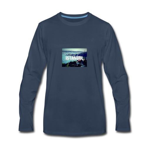 Istanbul Lovers - Men's Premium Long Sleeve T-Shirt