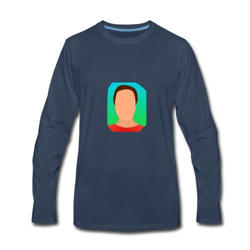 ExoModzz - Sweater Black. - Men's Premium Long Sleeve T-Shirt