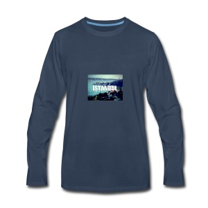 Istanbul Lovers - Men's Premium Long Sleeve T-Shirt