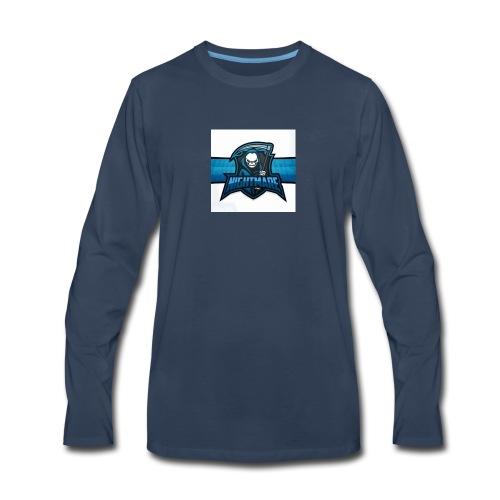 nightmare - Men's Premium Long Sleeve T-Shirt